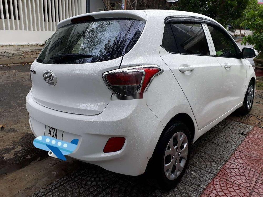 Cần bán lại xe Hyundai Grand i10 đời 2014, màu trắng, xe nhập xe gia đình, giá tốt (3)