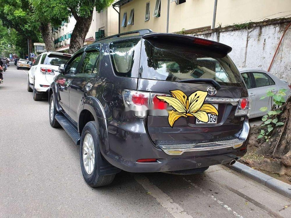 Cần bán xe Toyota Fortuner đời 2012 số tự động (3)