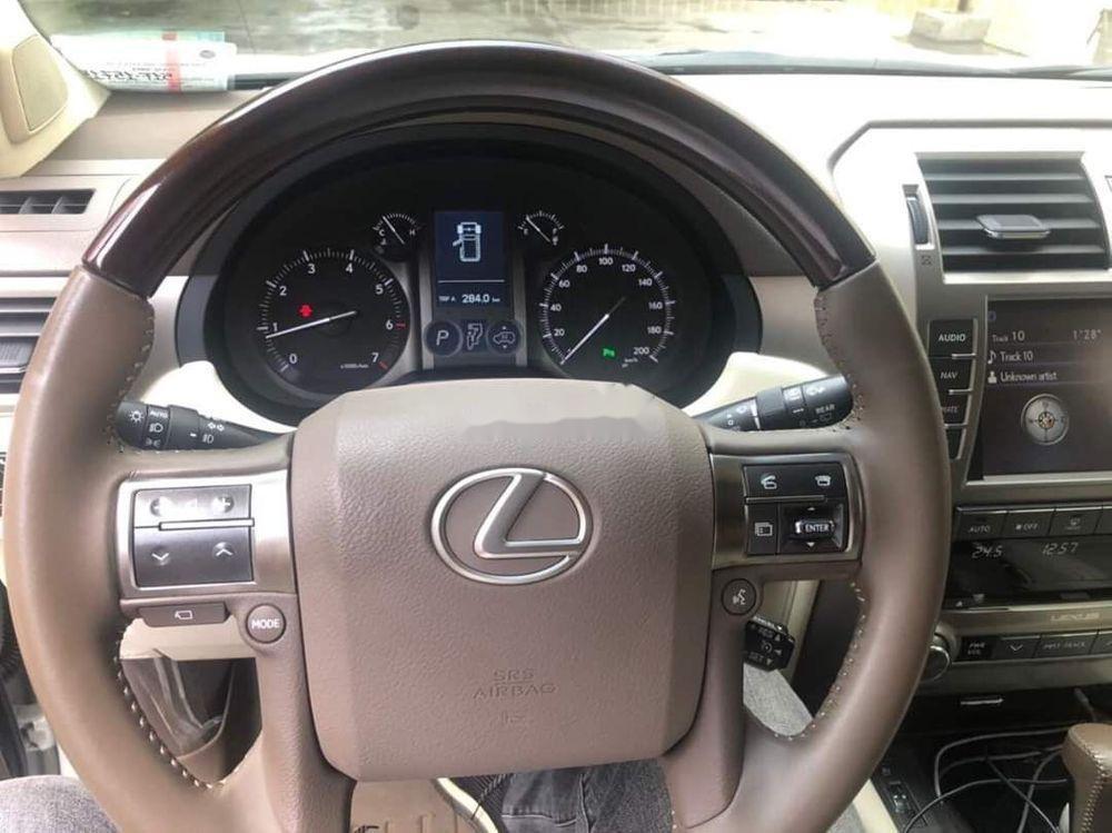 Cần bán Lexus GX 460 2015, màu trắng, nhập khẩu (4)