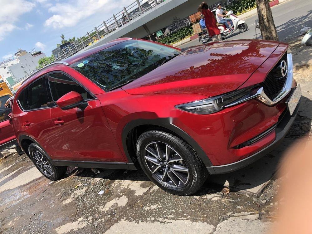 Bán Mazda CX 5 đời 2018, màu đỏ, giá tốt (6)