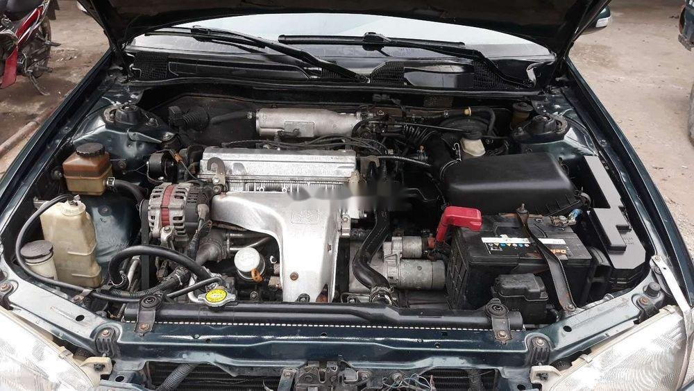 Cần bán xe Toyota Camry đời 1998, nhập khẩu xe gia đình (5)