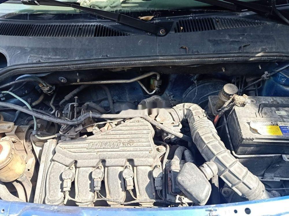 Cần bán gấp Fiat Doblo 2004, màu xanh lam, nhập khẩu nguyên chiếc số sàn (3)