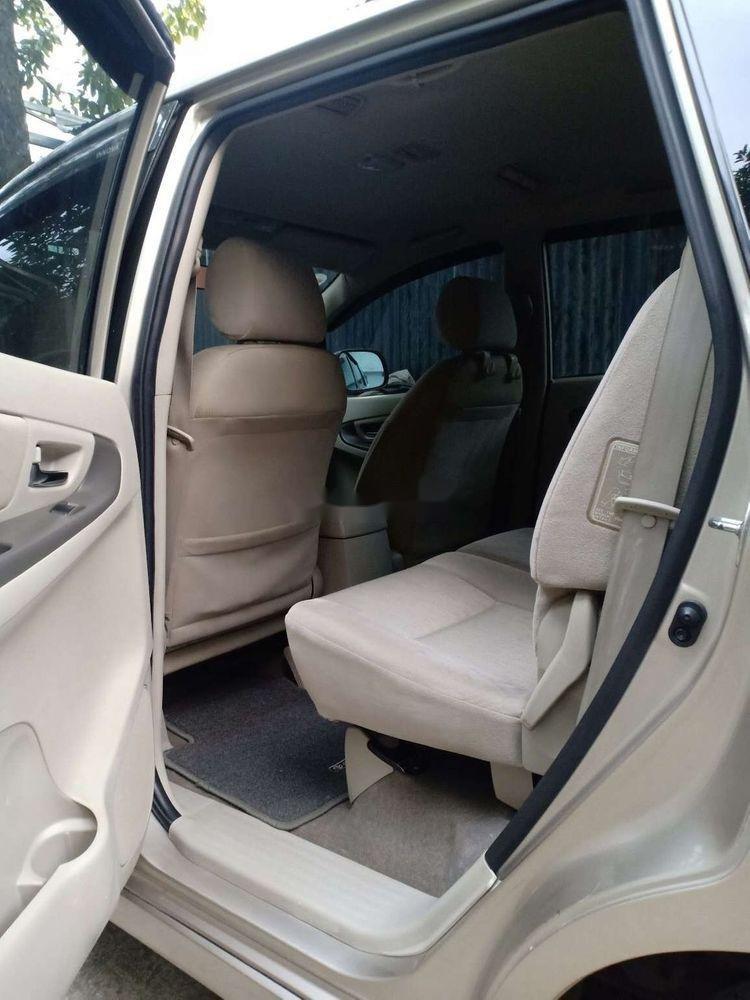 Bán xe Toyota Innova E năm 2014, nhập khẩu nguyên chiếc xe gia đình, giá tốt (5)