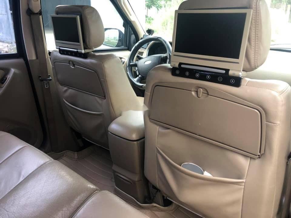 Bán xe Ford Escape 2.3AT bản Limited đời 2007, màu đen, giá tốt (12)