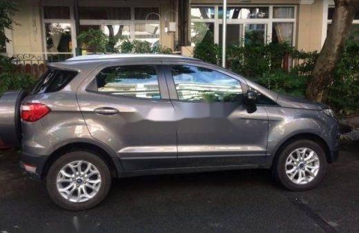 Bán Ford EcoSport 2015, màu bạc xe gia đình, giá tốt xe nguyên bản (2)