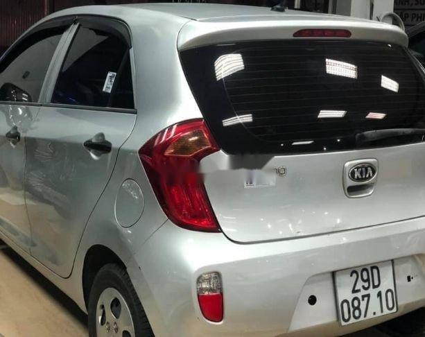 Bán ô tô Kia Morning năm sản xuất 2014, 250tr xe nguyên bản (4)