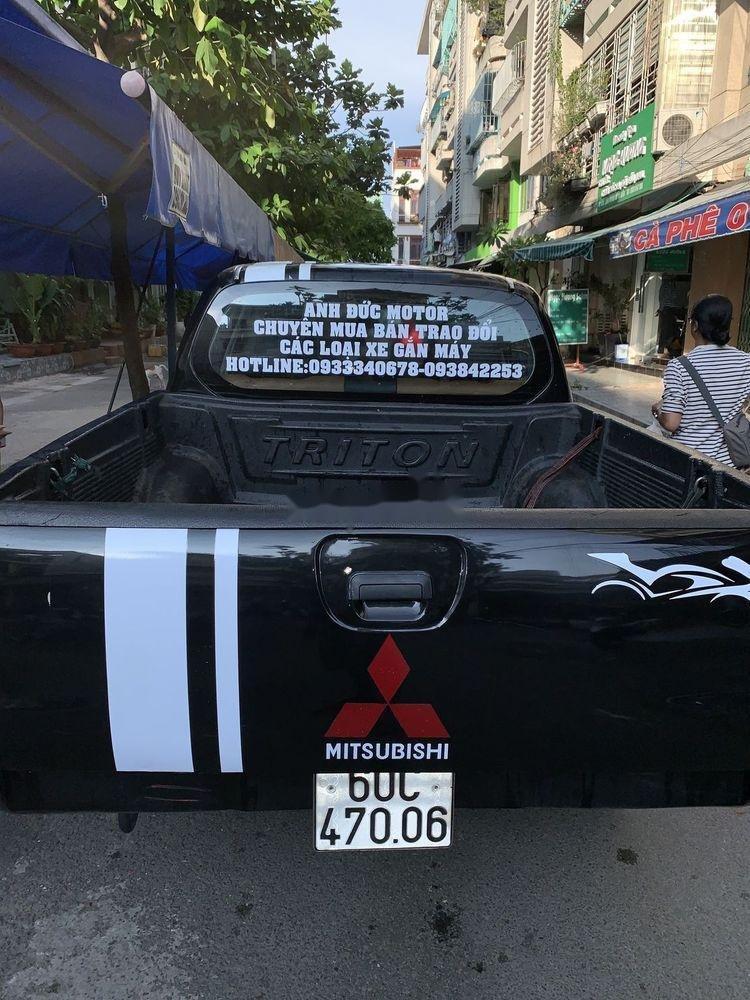 Bán Mitsubishi Triton năm 2009, xe nguyên bản (5)