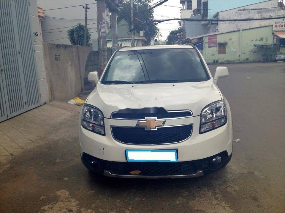 Cần bán lại xe Chevrolet Orlando sản xuất 2013, xe nguyên bản (1)