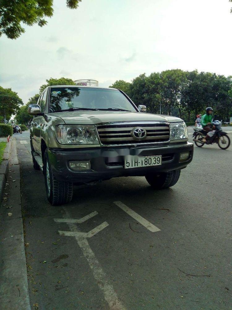 Bán Toyota Land Cruiser MT sản xuất năm 2005 (9)