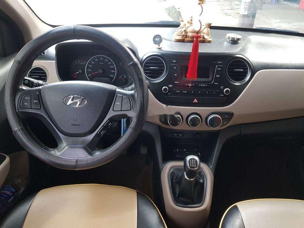 Bán ô tô Hyundai Grand i10 năm sản xuất 2014, xe nhập chính hãng (4)