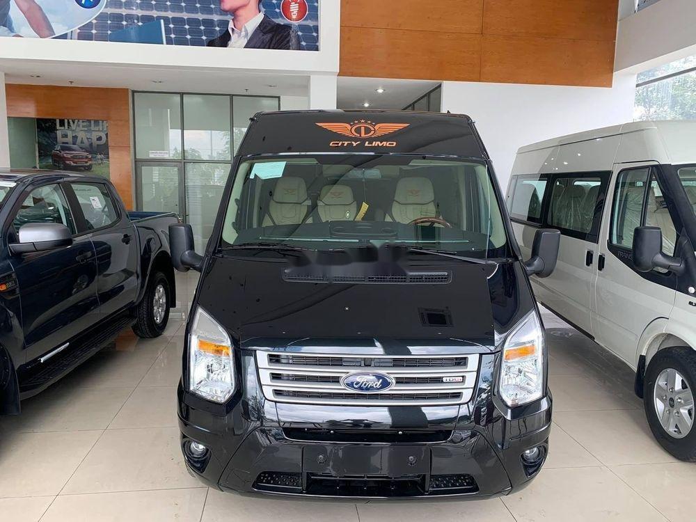 Bán Ford Transit Limousine sản xuất năm 2019, màu đen, mới hoàn toàn (1)