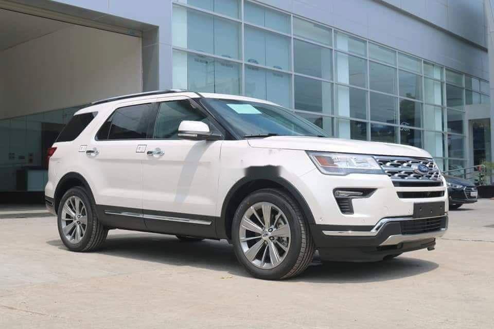 Bán xe Ford Explorer đời 2019, nhập khẩu nguyên chiếc chính hãng (1)