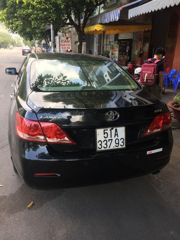Bán Toyota Camry năm 2006, màu đen xe gia đình, giá tốt (10)