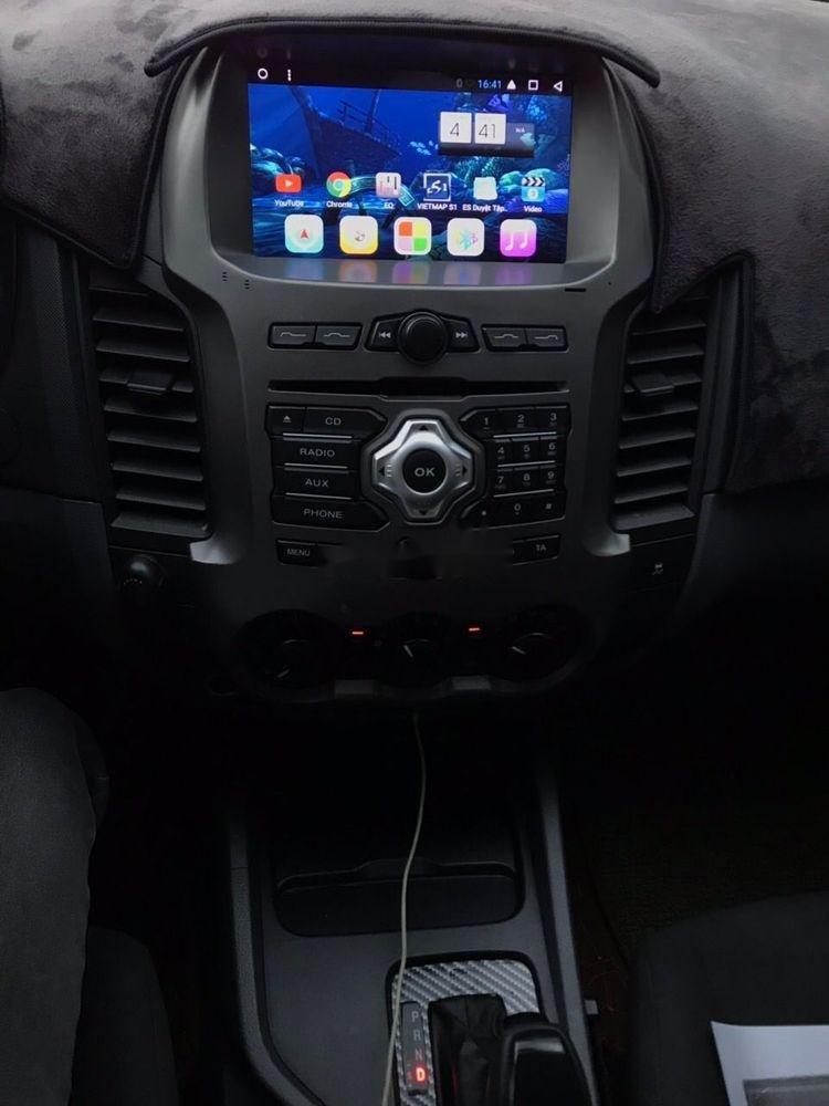 Bán xe Ford Ranger đời 2017, màu đen, xe nhập chính hãng (6)