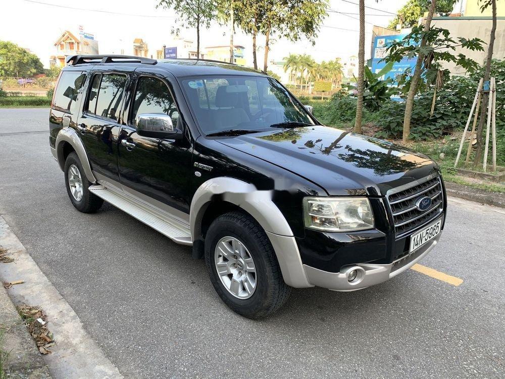 Cần bán xe Ford Everest MT sản xuất năm 2008, màu đen, nhập khẩu nguyên chiếc (3)