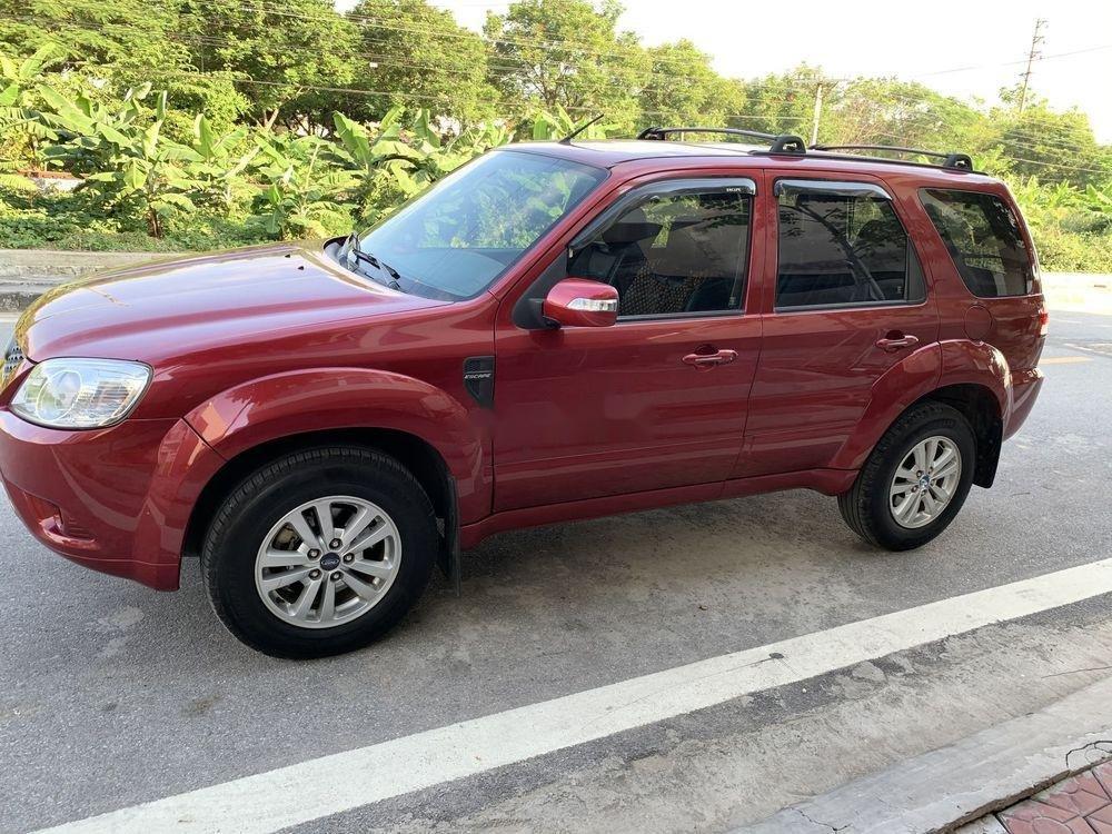 Bán Ford Escape 2011, màu đỏ, nhập khẩu số tự động, giá tốt (7)