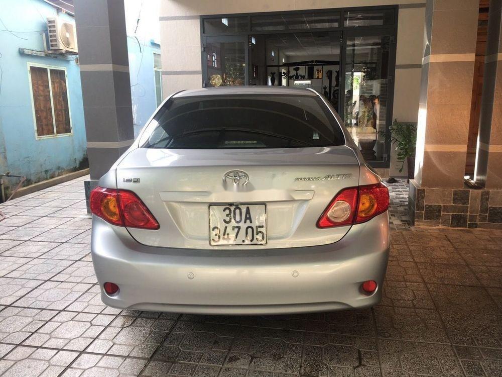 Bán ô tô Toyota Vios 1.8J sản xuất năm 2010, màu bạc, xe nhập số tự động (3)