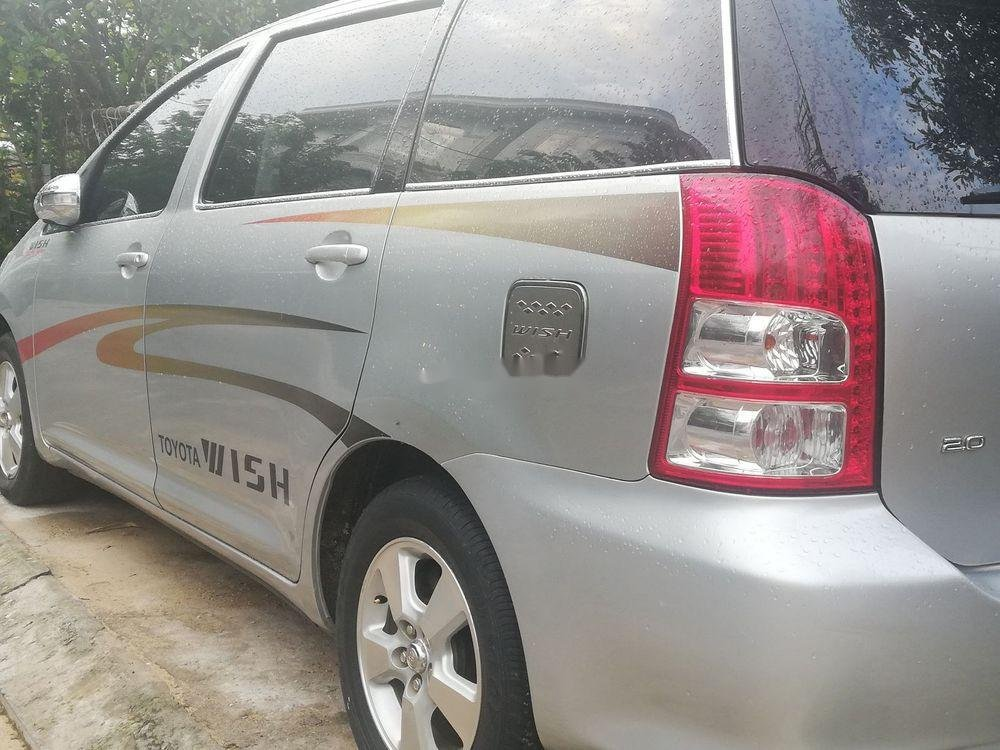 Bán Toyota Wish sản xuất năm 2009, xe nhập chính hãng, 425tr xe nguyên bản (5)