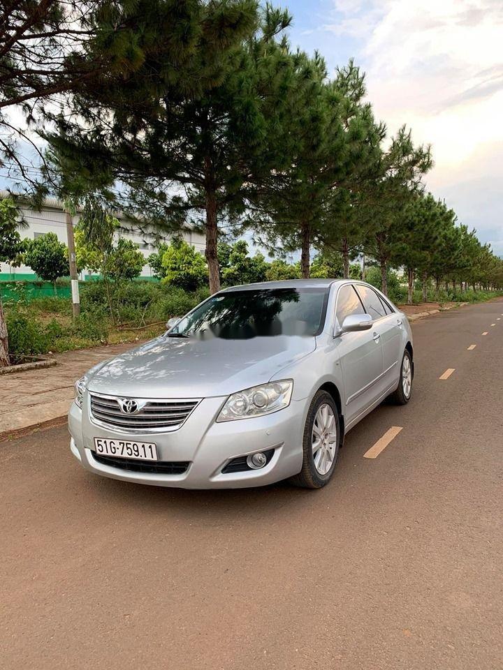 Bán xe Toyota Camry sản xuất 2008 (3)