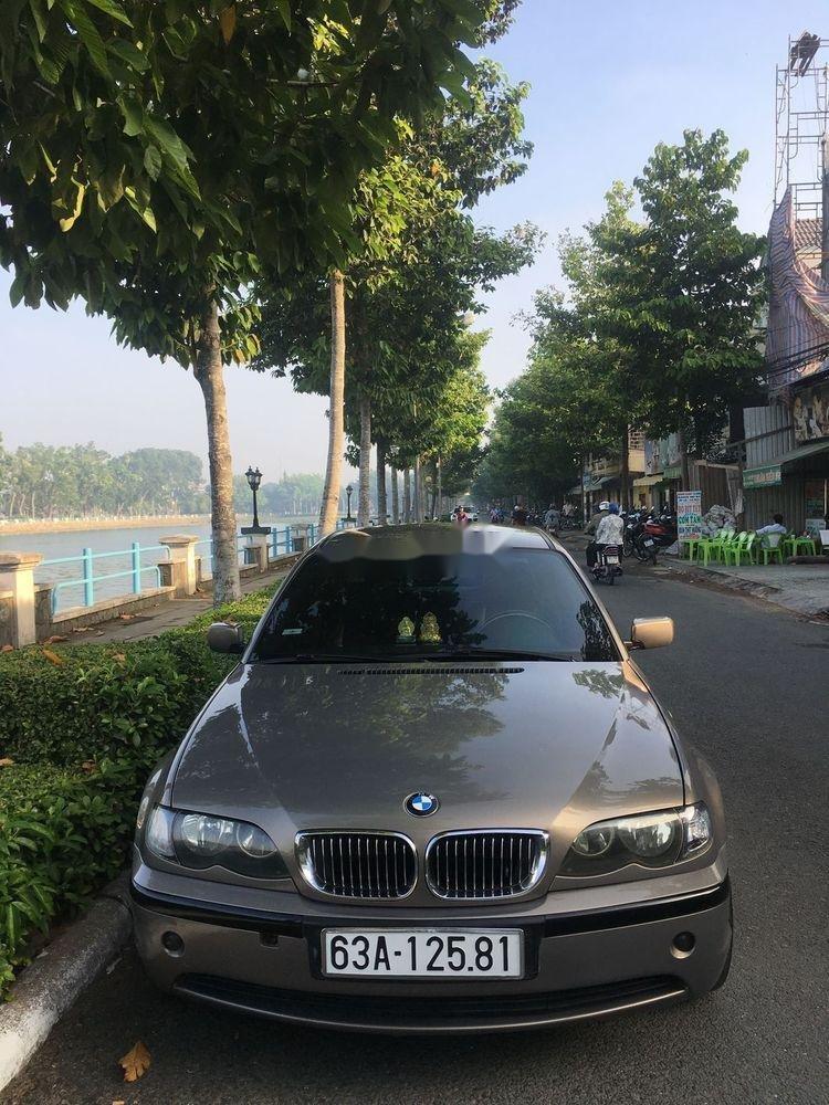 Cần bán lại xe BMW 3 Series đời 2005, xe nhập còn mới, giá tốt (1)