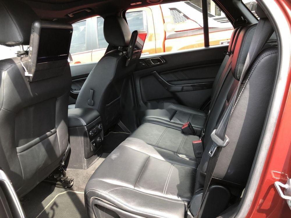 Bán Ford Everest sản xuất 2018, màu đỏ, nhập khẩu nguyên chiếc (7)