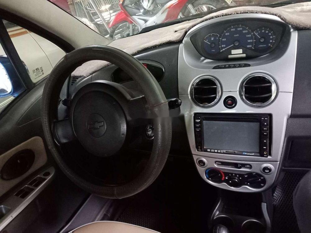 Bán Chevrolet Spark sản xuất 2009, màu xanh lục chính chủ  (9)