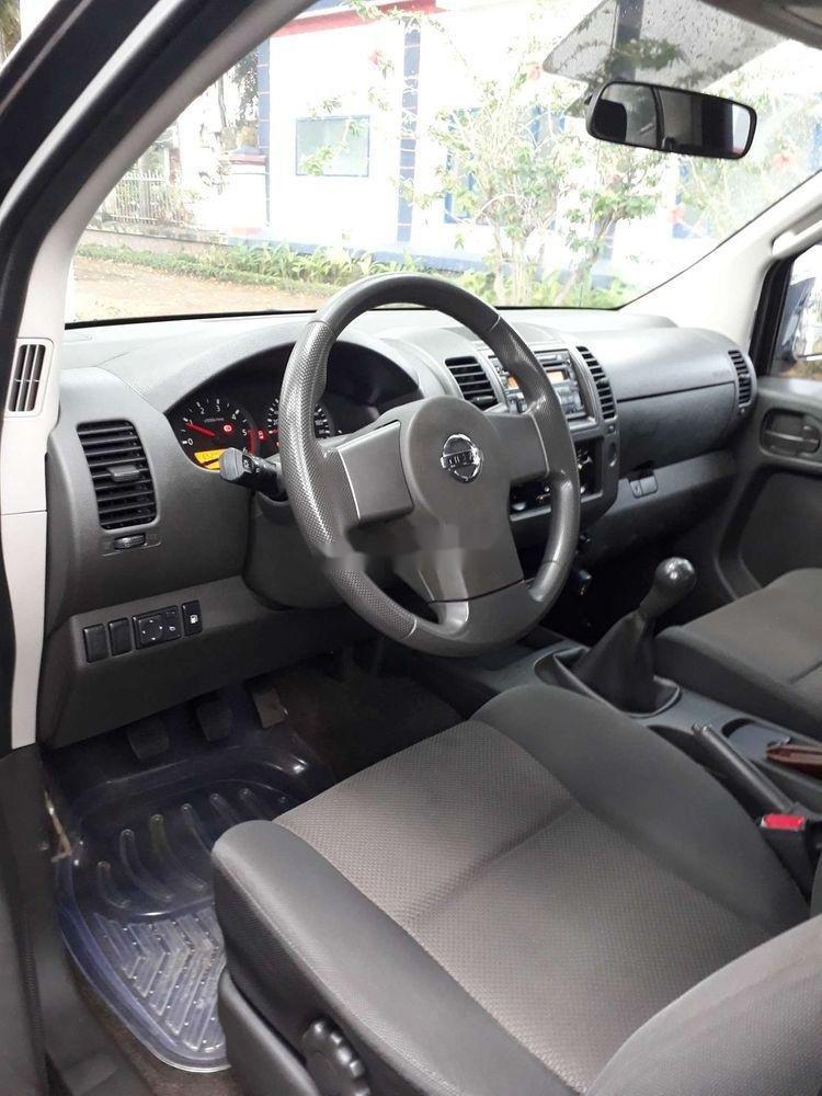 Xe Nissan Navara MT năm 2012, màu đen, xe nhập chính chủ giá cạnh tranh (9)