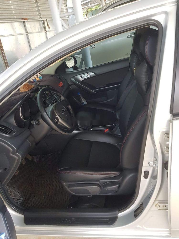 Bán xe Kia Forte đời 2011, màu bạc, xe nhập (5)