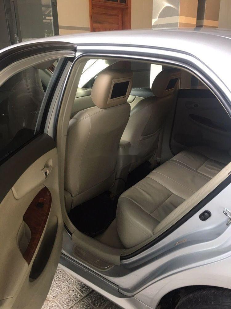 Bán ô tô Toyota Vios 1.8J sản xuất năm 2010, màu bạc, xe nhập số tự động (2)