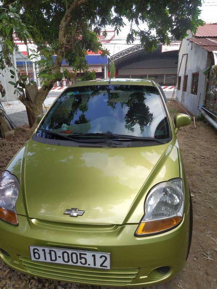 Bán ô tô Chevrolet Spark Van sản xuất 2009, xe nhập (1)
