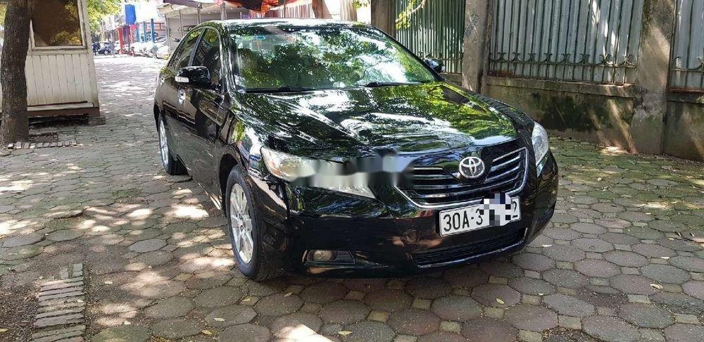 Bán xe Toyota Camry đời 2007, nhập khẩu nguyên chiếc chính hãng (1)