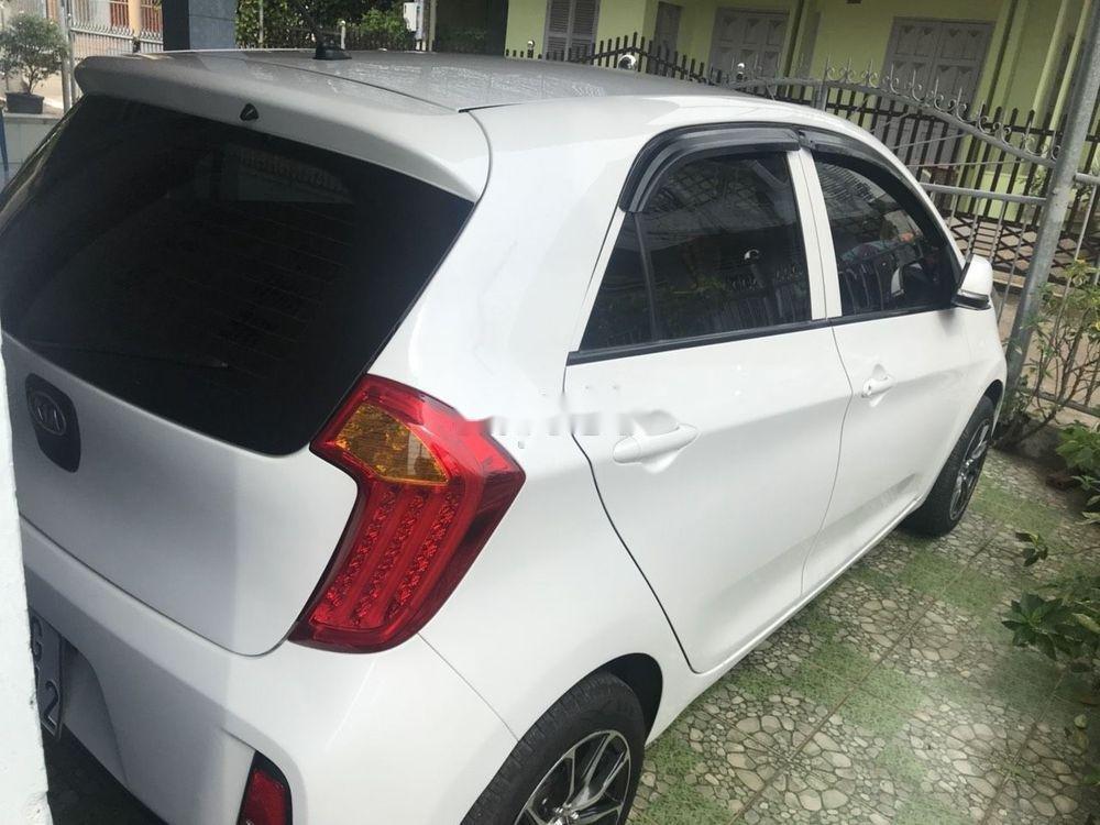 Bán xe Kia Morning MT năm sản xuất 2016, màu trắng, giá tốt (7)