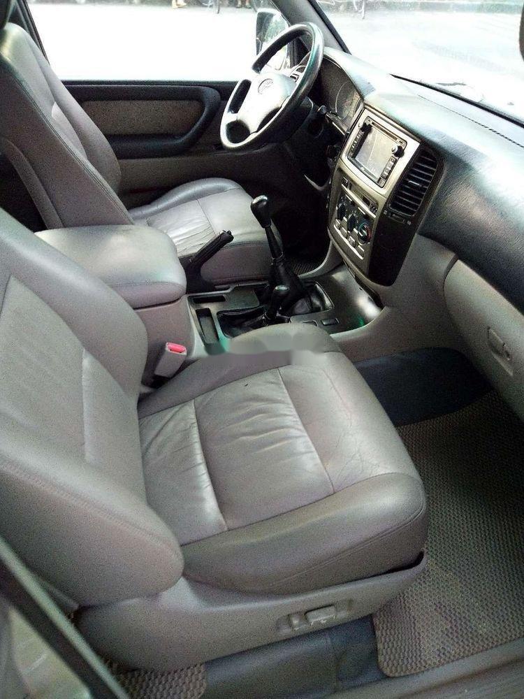 Bán Toyota Land Cruiser MT sản xuất năm 2005 (8)
