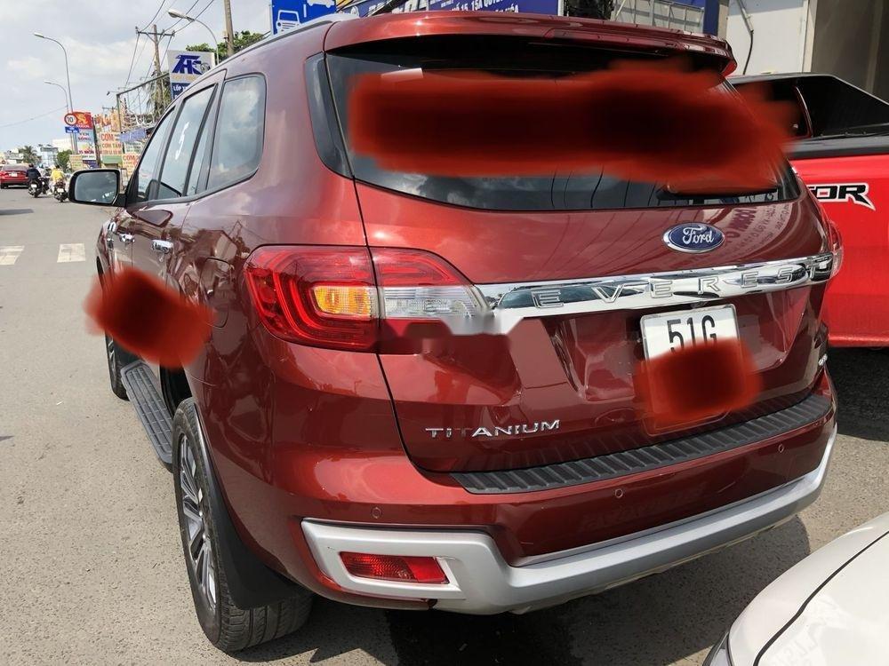 Bán Ford Everest sản xuất 2018, màu đỏ, nhập khẩu nguyên chiếc (4)