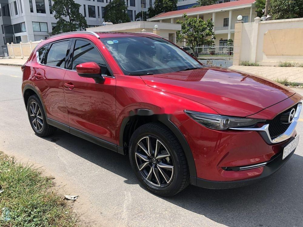 Bán Mazda CX 5 đời 2018, màu đỏ, giá tốt (2)