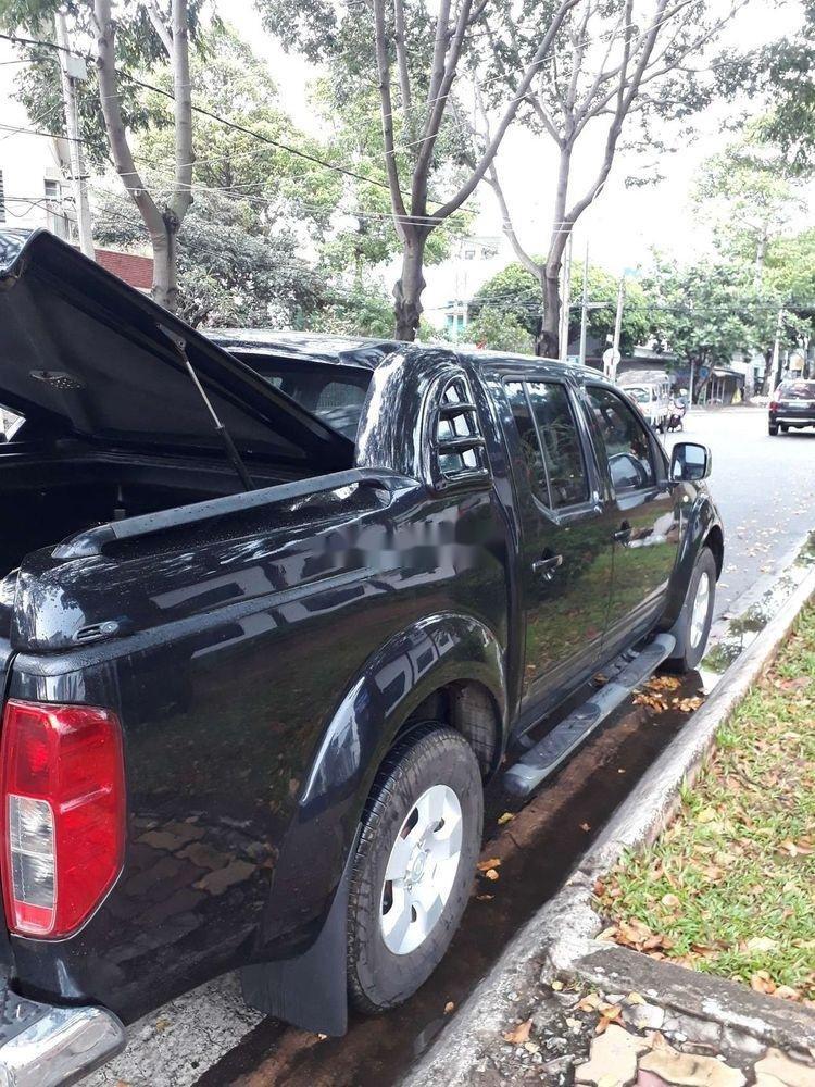 Xe Nissan Navara MT năm 2012, màu đen, xe nhập chính chủ giá cạnh tranh (6)