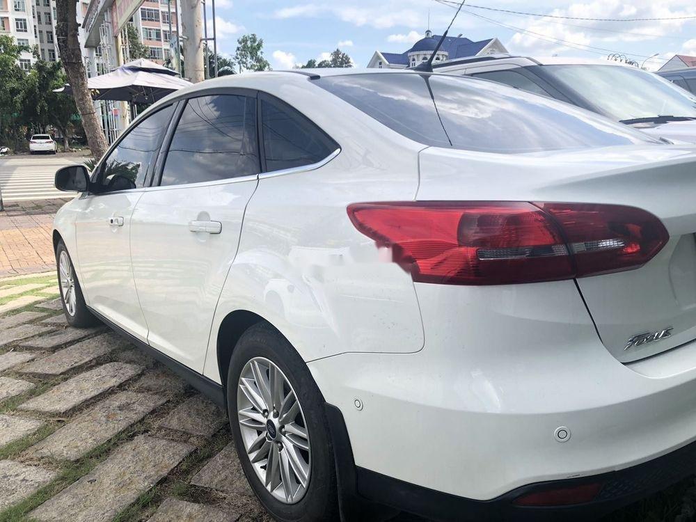 Cần bán gấp Ford Focus Titanium 2018, màu trắng, giá tốt (6)