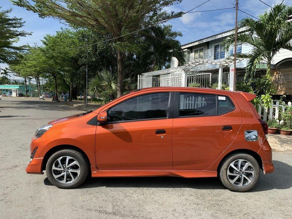 Cần bán xe Toyota Wigo năm sản xuất 2018, nhập khẩu chính hãng (7)