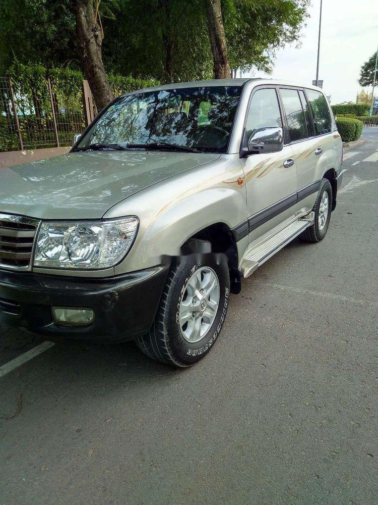 Bán Toyota Land Cruiser MT sản xuất năm 2005 (3)