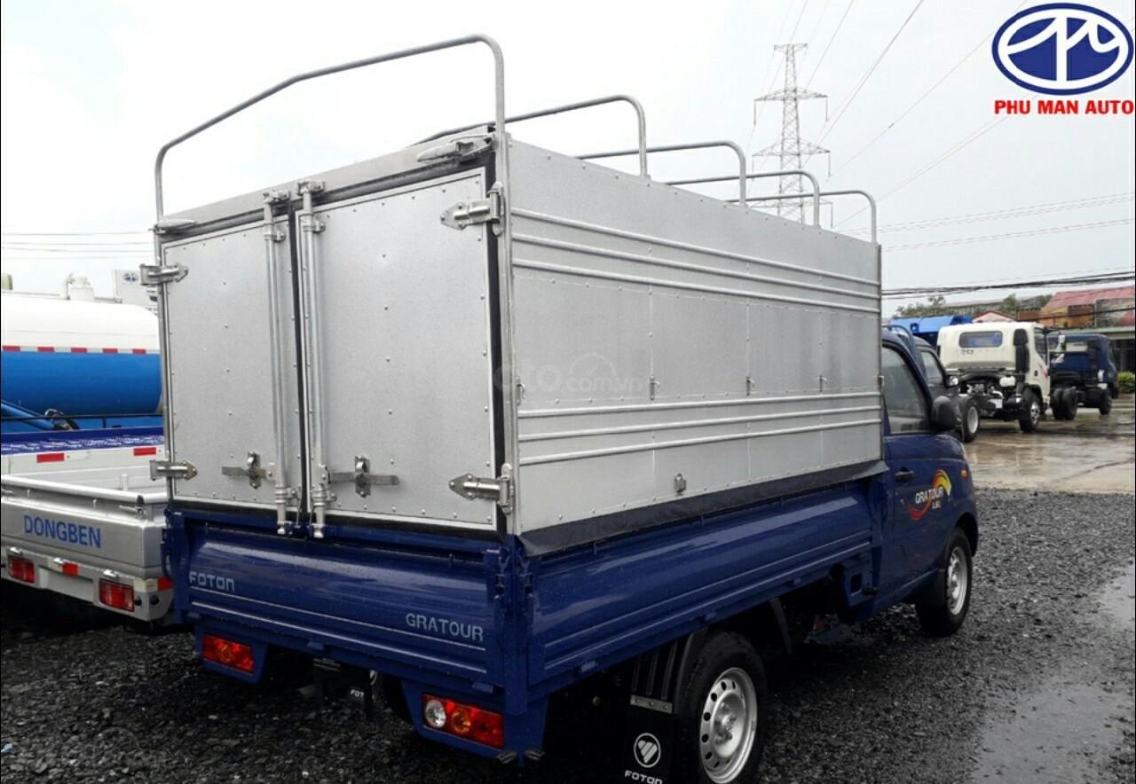 Báo giá xe tải Foton Thaco đời mới chỉ hơn 200 triệu (2)