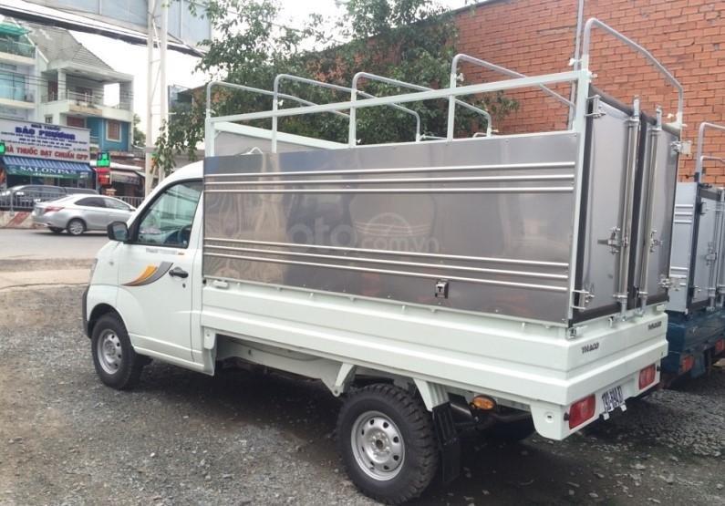 Xe Towner 800 2019 màu trắng, động cơ xăng, tải nhẹ xe nhỏ gọn (1)