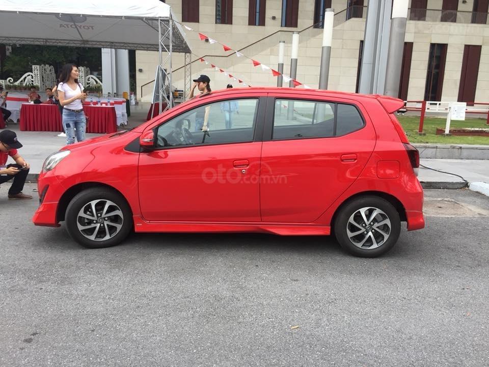 Bán xe Wigo số sàn, nhiều khuyến mãi hấp dẫn tại Toyota An Sương (2)