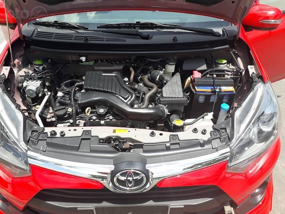 Bán xe Wigo số sàn, nhiều khuyến mãi hấp dẫn tại Toyota An Sương (4)