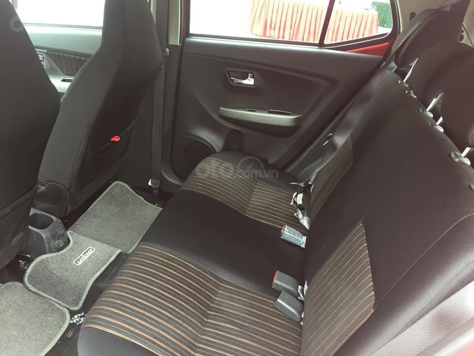 Bán xe Wigo số sàn, nhiều khuyến mãi hấp dẫn tại Toyota An Sương (5)