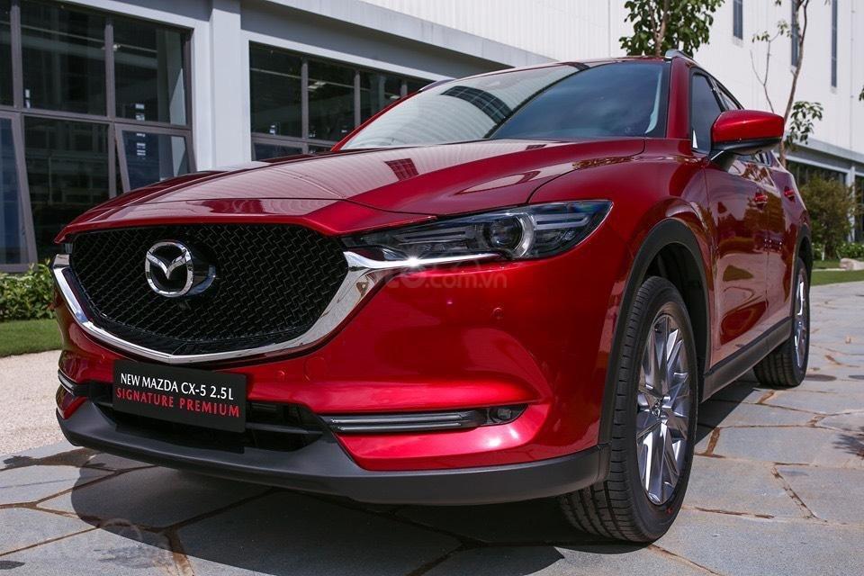 Mazda Long Biên- Giảm giá Mazda CX5 IPM thế hệ 6.5 lên đến 80 triệu, hỗ trợ trả góp lãi suất 0% (1)