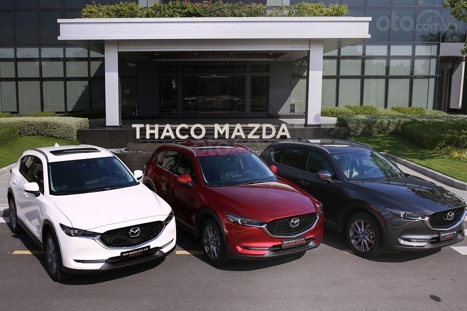 Mazda Long Biên- Giảm giá Mazda CX5 IPM thế hệ 6.5 lên đến 80 triệu, hỗ trợ trả góp lãi suất 0% (6)