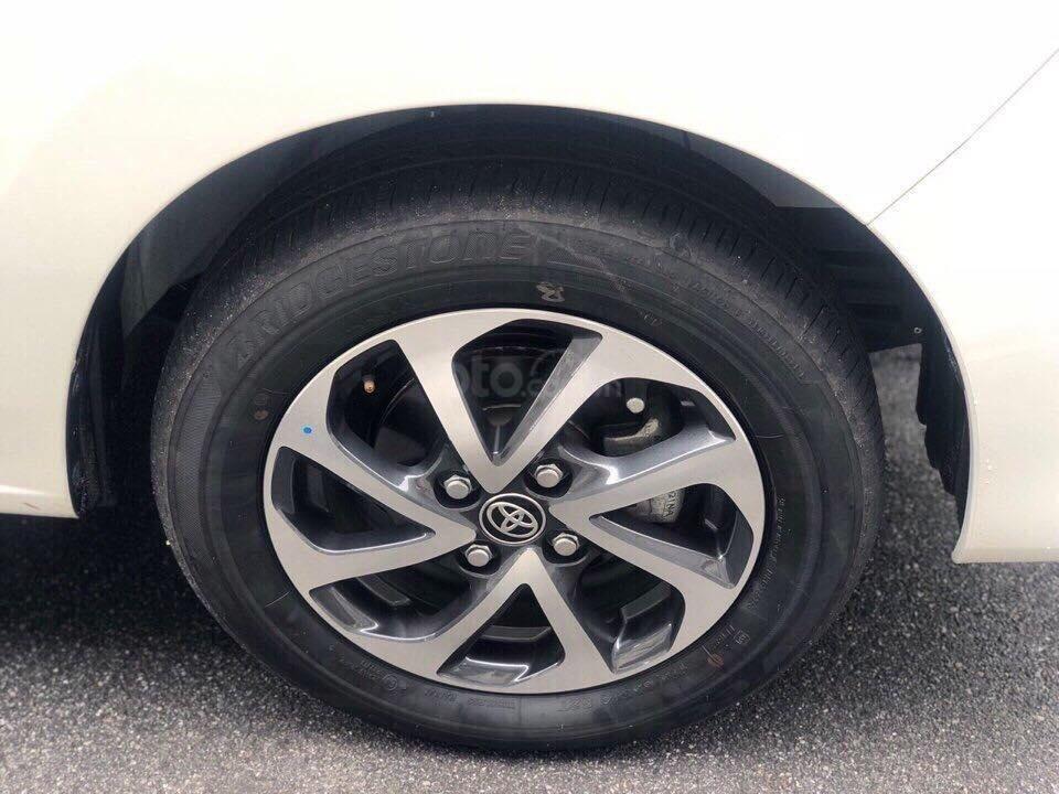 Bán xe Wigo màu trắng, số tự động, khuyến mãi lớn tháng 11 tại Toyota An Sương (4)