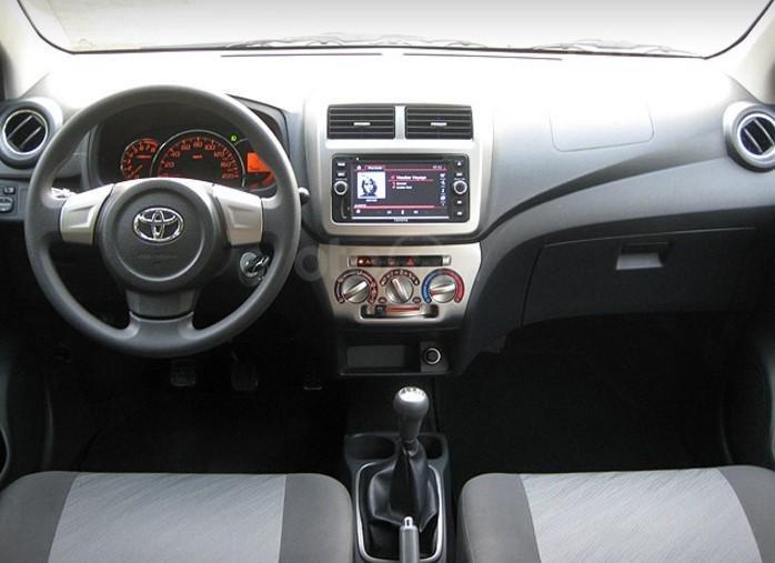 Bán xe Wigo màu trắng, số tự động, khuyến mãi lớn tháng 11 tại Toyota An Sương (6)