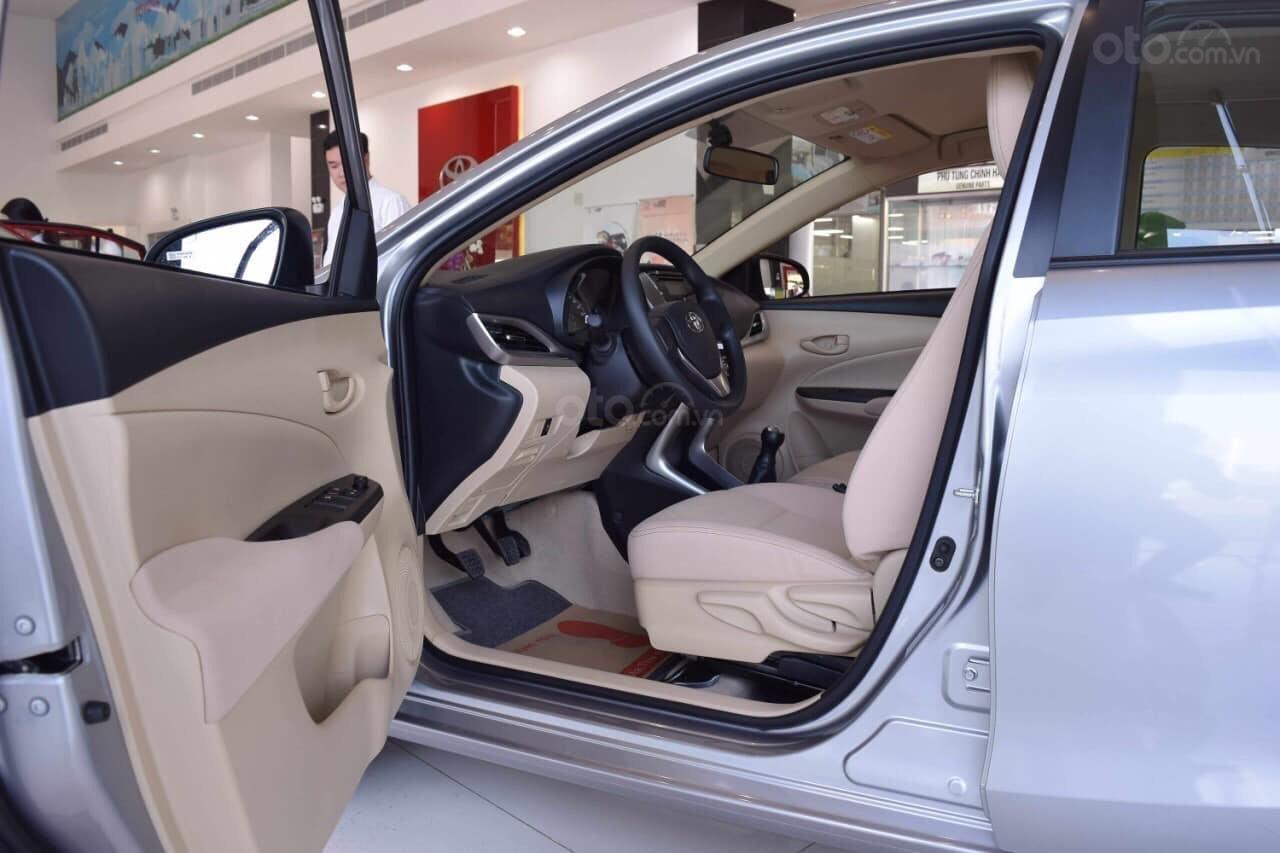 Bán xe Vios số sàn, nhiều quà tặng hấp dẫn trong tháng 11. Liên hệ ngay Toyota An Sương (5)