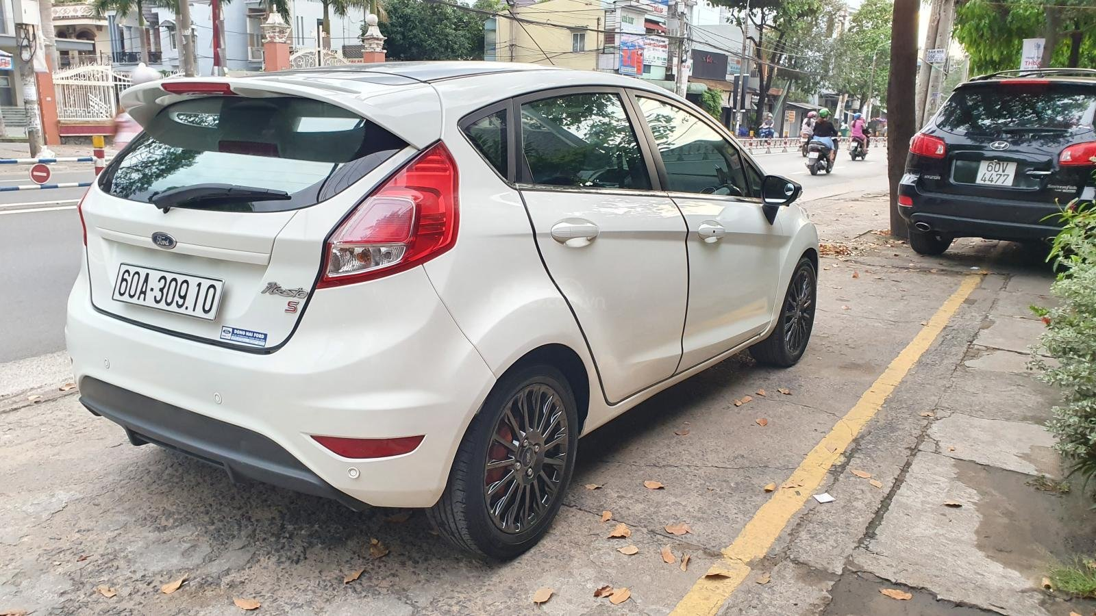 Ford Fiesta S 1.5 AT sx 2016 xe đẹp (4)